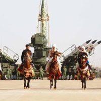 Preživeli primerci kopnenog naoružanja iz Gadafijeve ere na paradi