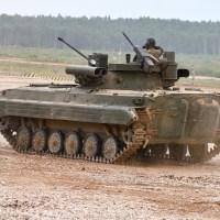 Rusija uvodi u naoružanje modernizovana oklopna vozila BMP-2M