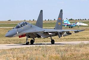 300px-PLAAF_Sukhoi_Su-30MKK_at_Lipetsk_Air_Base