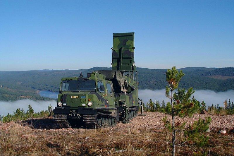 Saab-Giraffe-radar