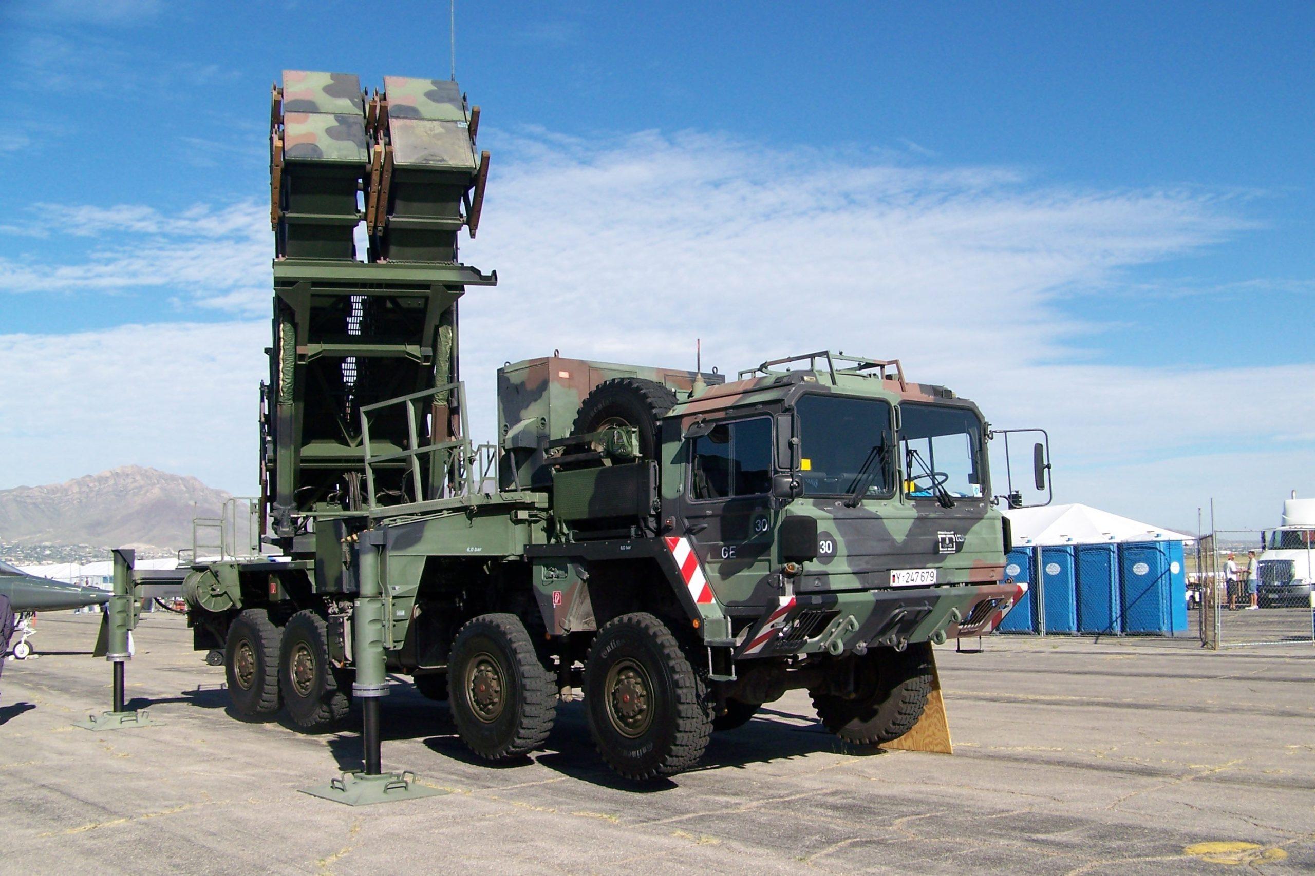 MIM 104 Launcher