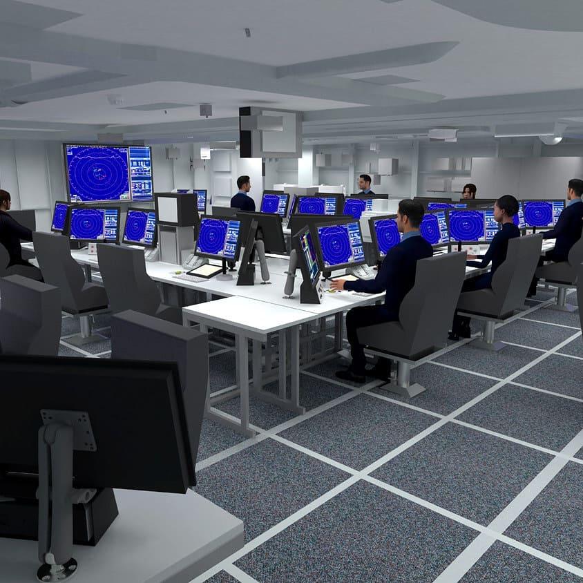 Type 26 command centre