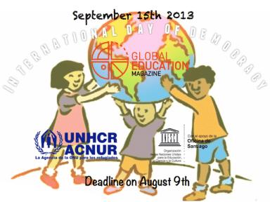 International Day of Democracy, Global Education Magazine