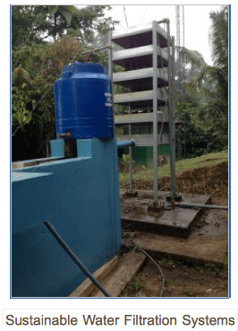 Sustainable Water Filtration Systems, global education magazine