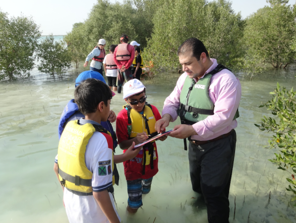 Abu Dhabi's Education Council Continues to Find New Applications for GIS, global education magazine