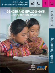 2015 EFA Gender Report