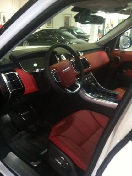 Export Used 2014 LAND ROVER RANGE ROVER SPORT