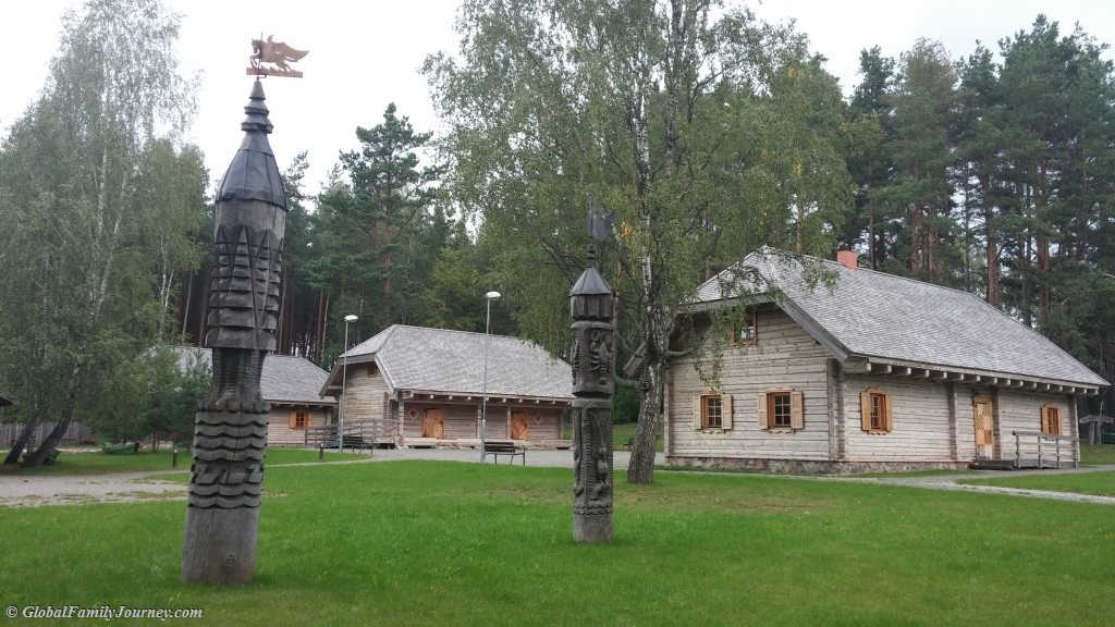 11 Days In Lithuania With Children