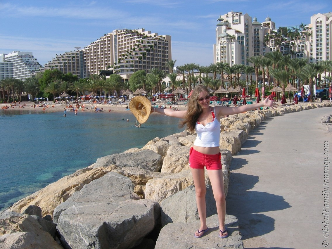 7 days in Eilat and Dead Sea in the southern Israel ...