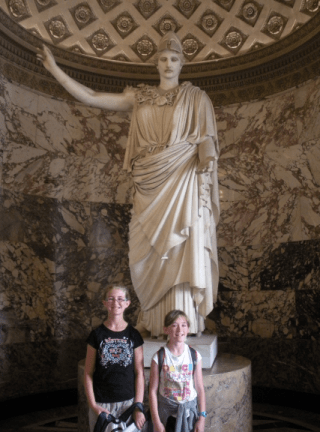 Athena/Minerva - Goddess of Wisdom and War
