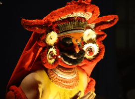 Our Kathakali Dance Experience! - Global Field Trip