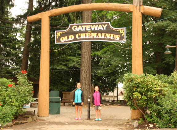 The Gateway to Chemainus