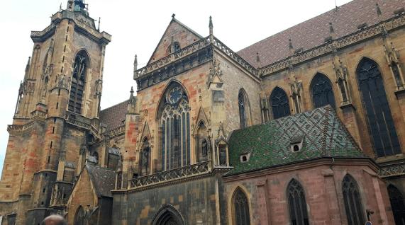 The Collegiate Church of Saint Martin