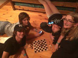 Chess tournie #1