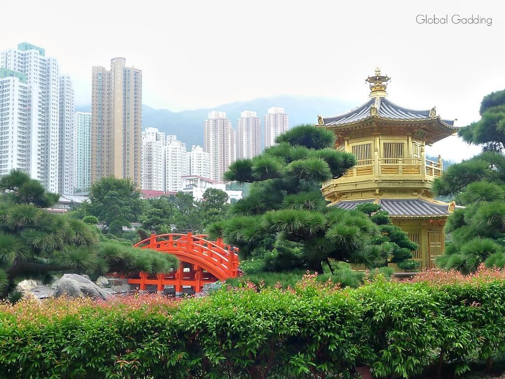 pavilion of absolute perfection hong kong nan lian garden hong kong - Nan Lian Garden