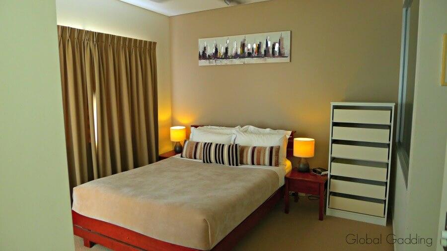 darwin saltwater suites bedroom
