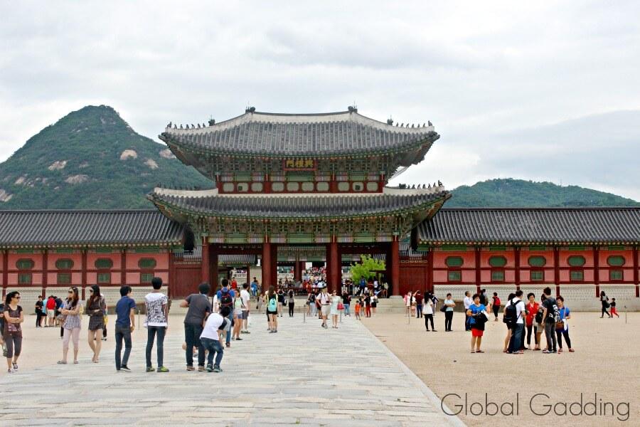 heungnyemun gate compound