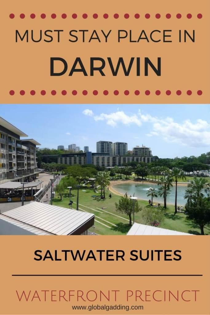 Saltwater Suites Darwin