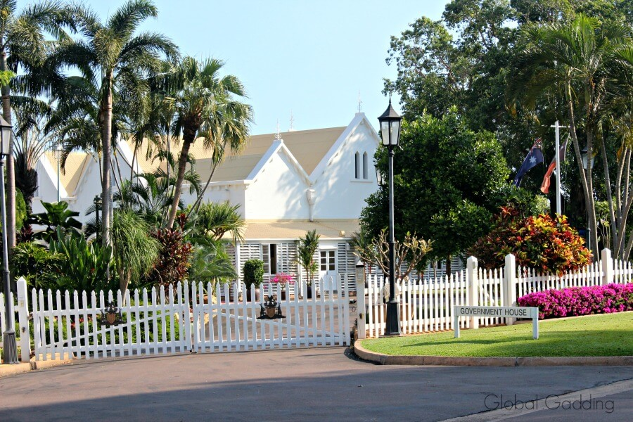 Darwin Government House