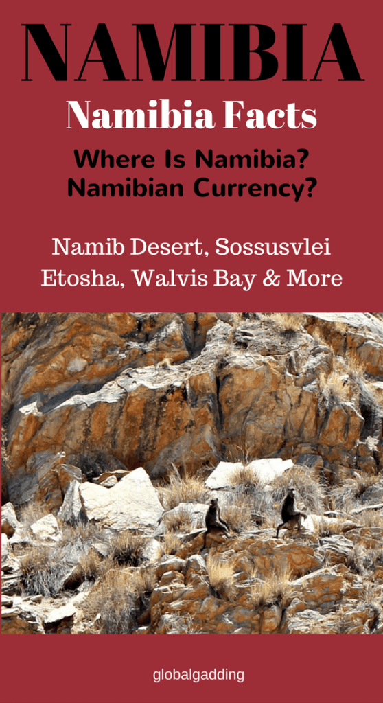 Namibia Facts