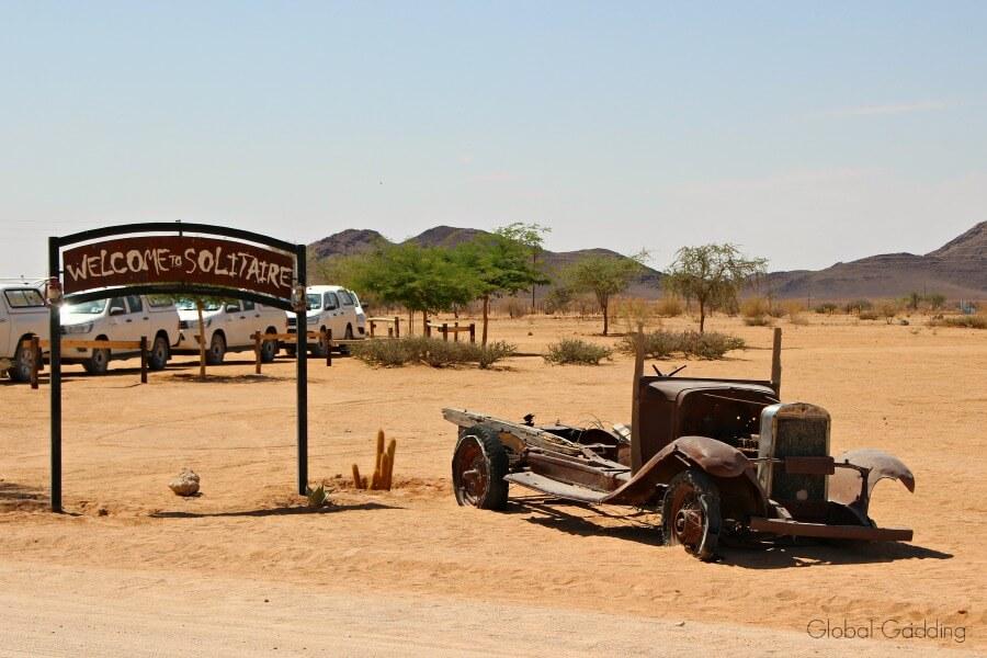 Solitarie Namibia