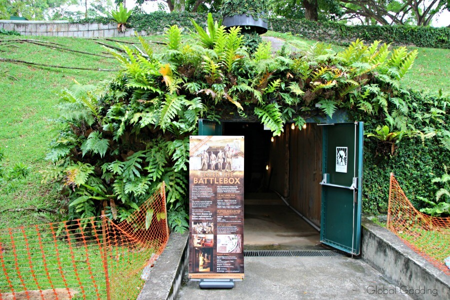 Battle Box Museum Singapore