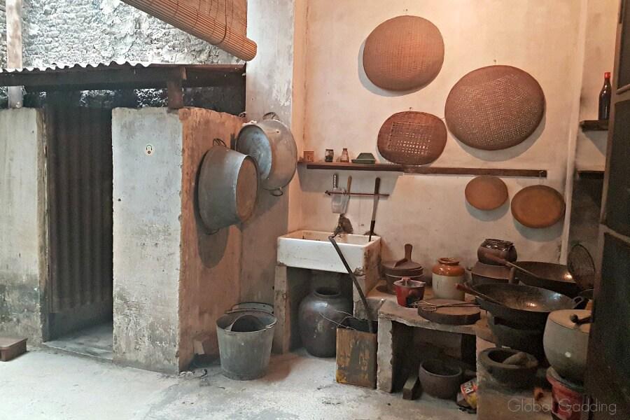chinatown heritage centre kitchen
