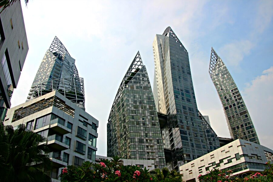 alternative things to do in singapore modern structures