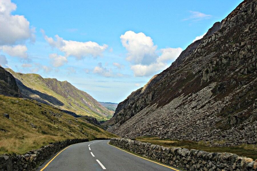 Snowdonia Llanberis Pass