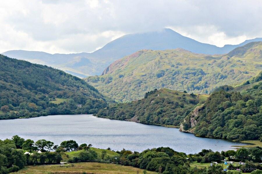 Snowdonia Llyn Gwynant