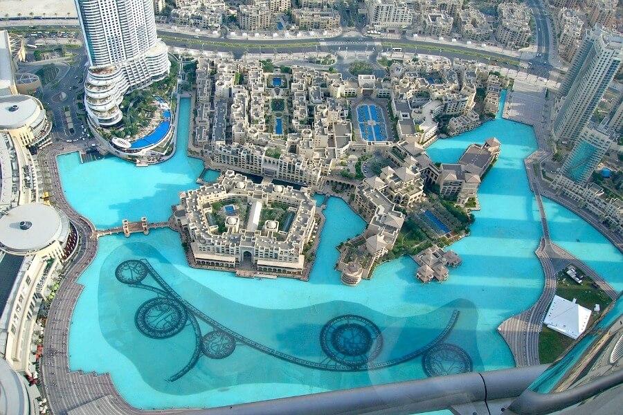 Burj Park Dubai
