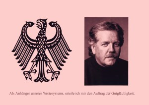 Heinz Zolper Anhänger unseres Wertesystems - HEINZ ZOLPER - Anhänger unseres Wertesystems