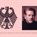 Heinz Zolper Anhänger unseres Wertesystems - ARTFORUM EDITIONS