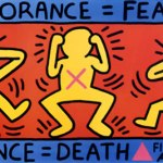 Keith Haring IGNORANCE - Home