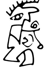 Michael Jansen Deer man eronisches Hütchen - MICHAEL JANSEN - Deer man (eronisches Hütchen)
