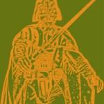 A.P. ASTRA Darth Vader I (dark green)