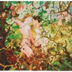 CECILY BROWN Print on cotton - Interior Art