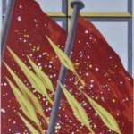 CHRISTOS KARAS Red Flags - Unique Works