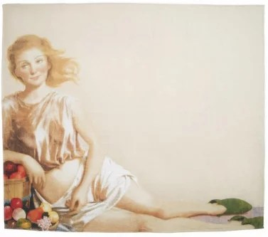 OHN CURRIN - Print on cotton