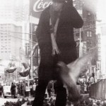 GEORGE DUBOSE - Tom Waits at Times square