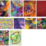 MICHAEL JANSEN Assymetrische Farberscheinungen (assymetric colour phenomena)
