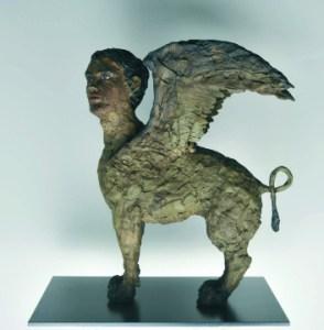STEPHAN-BALKENHOL-Sphinx
