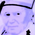 A.P. Astra See it through my eyes Pope John Paul II.  - ARTFORUM EDITIONS