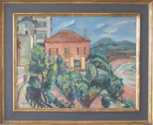 Lindgens Walter 1893 1978 Biarritz e1632259185382 - ART WORKS