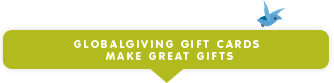 GlobalGiving Gift Cards Make Great Gifts