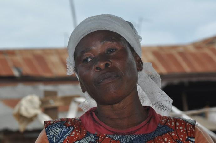 Nazak, Palm Oil Processor, Nkawie, Ghana