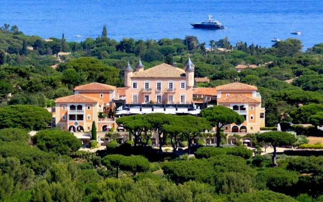Saint Tropez Chateau Messediere