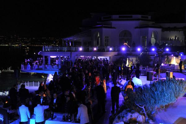 Amfar Party, Antibes