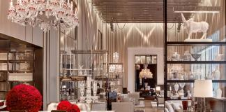 Baccarat Hotel Tea Room