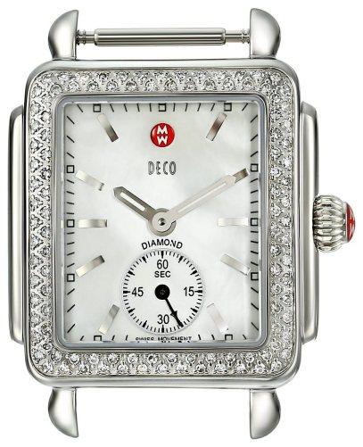 MICHELE Watch Case Deco Diamond